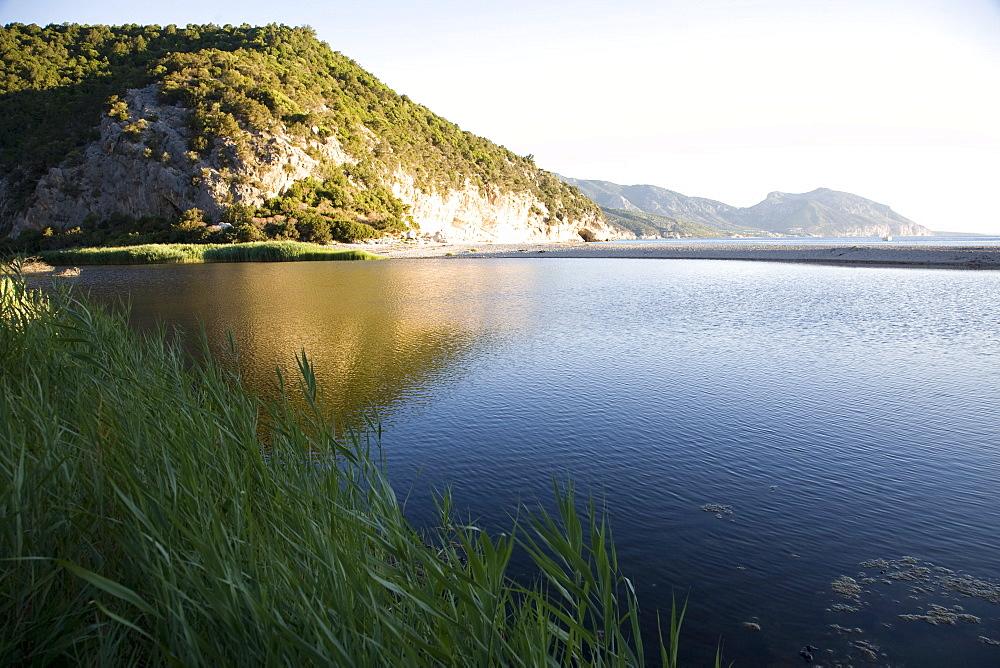 Cala Luna, The Gulf of Orosei, Sardinia, Italy, Mediterranean, Europe