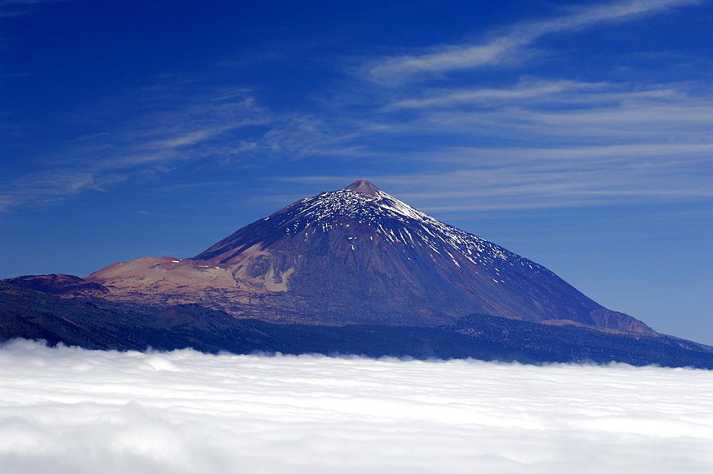 Mount Teide (Pico de Teide), Tenerife, Canary Islands, Spain