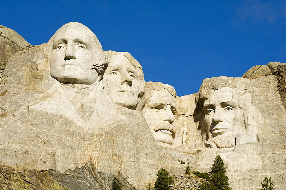 Mount Rushmore, Keystone, Black Hills, South Dakota, United States of America, North America