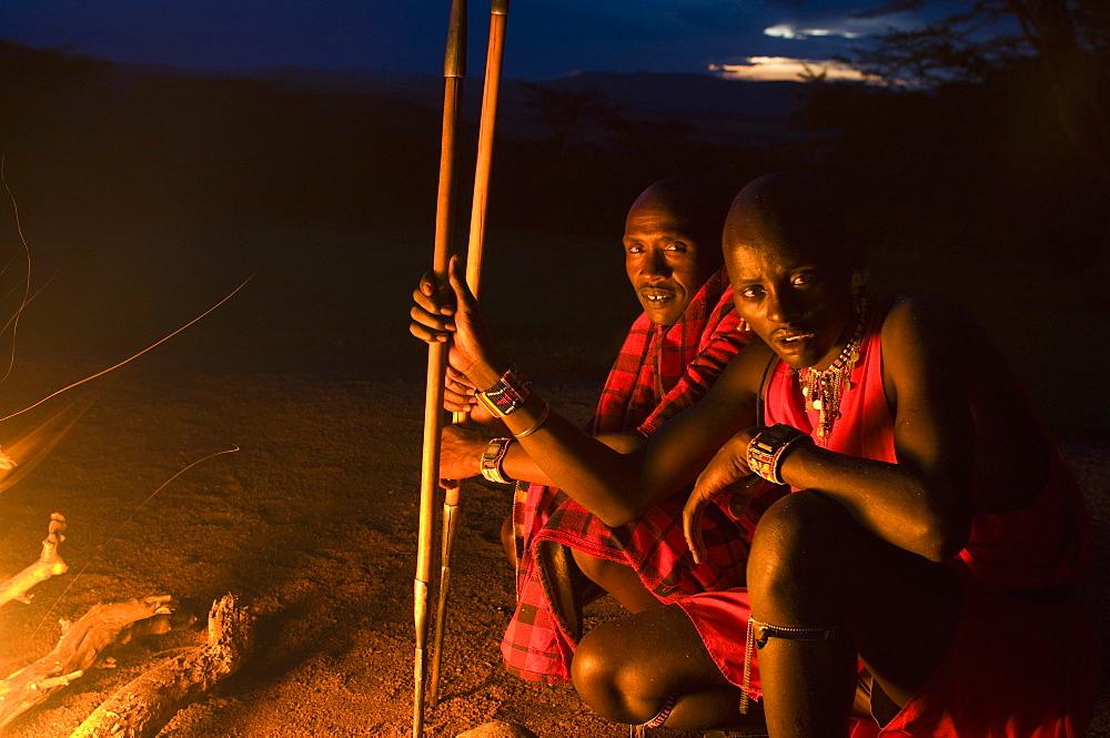Cottars 1920 Safari Camp, Masai Mara National Reserve, Kenya, East Africa, Africa - 741-3267