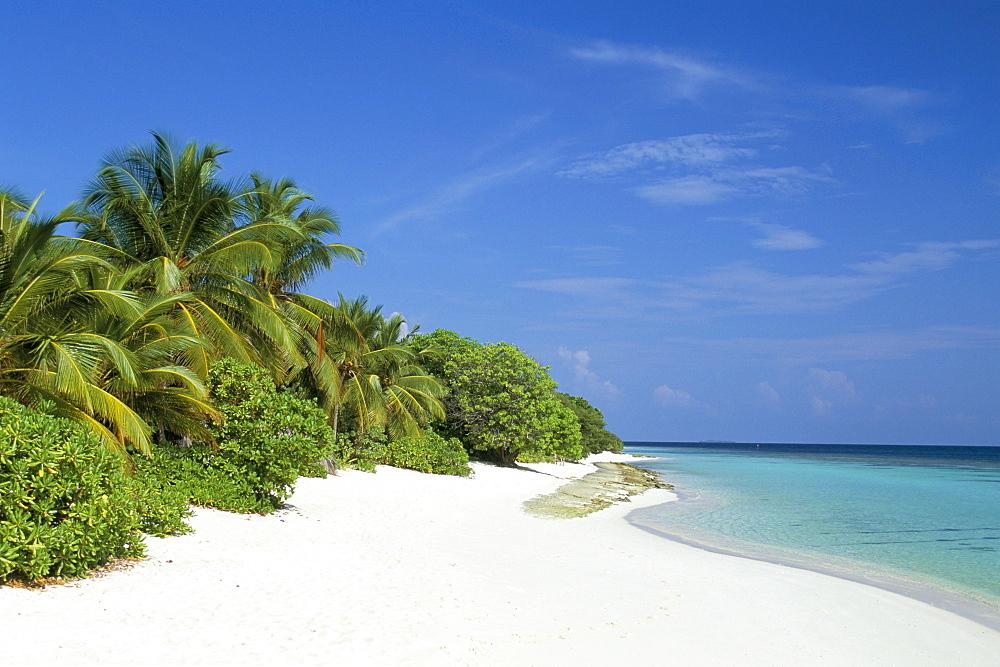 Soneva Fushi Resort, Kunfunadhoo Island, Baa Atoll, Maldives, Indian Ocean, Asia