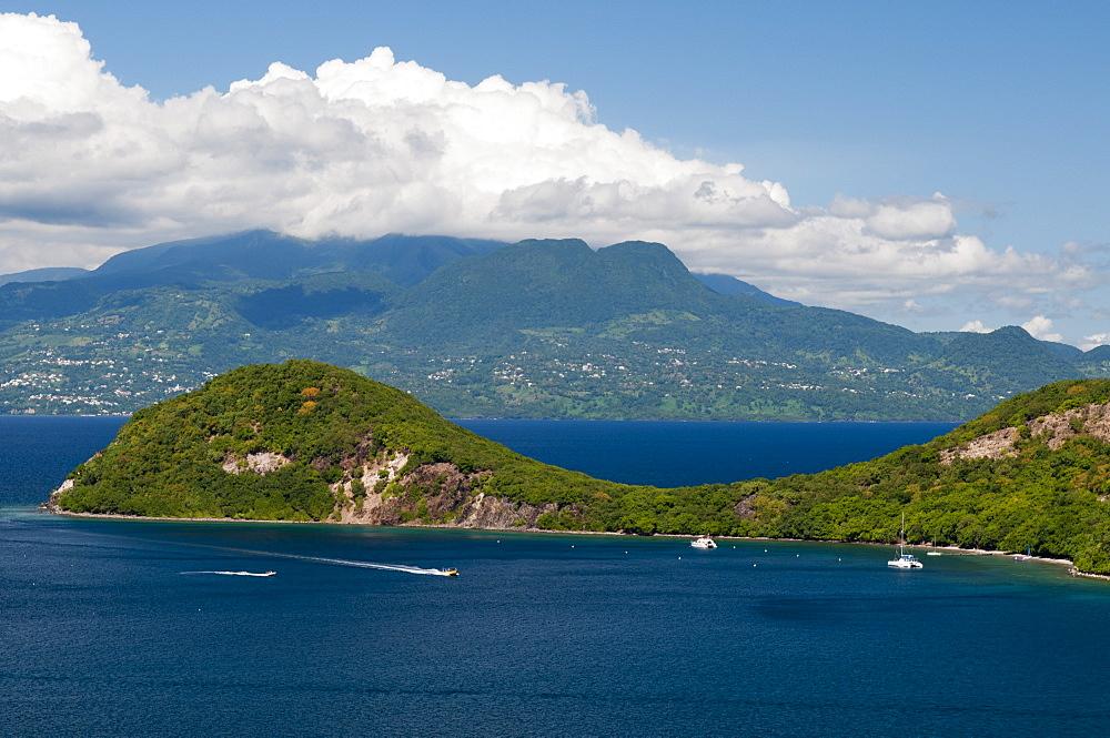 Ilet a Cabrit, Iles des Saintes, Terre de Haut, Guadeloupe, French Caribbean, France, West Indies, Central America