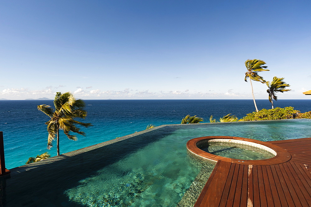 Fregate Island Resort, Seychelles, Indian Ocean, Africa