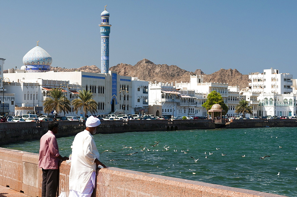 Muttrah district, Muscat, Oman, Middle East