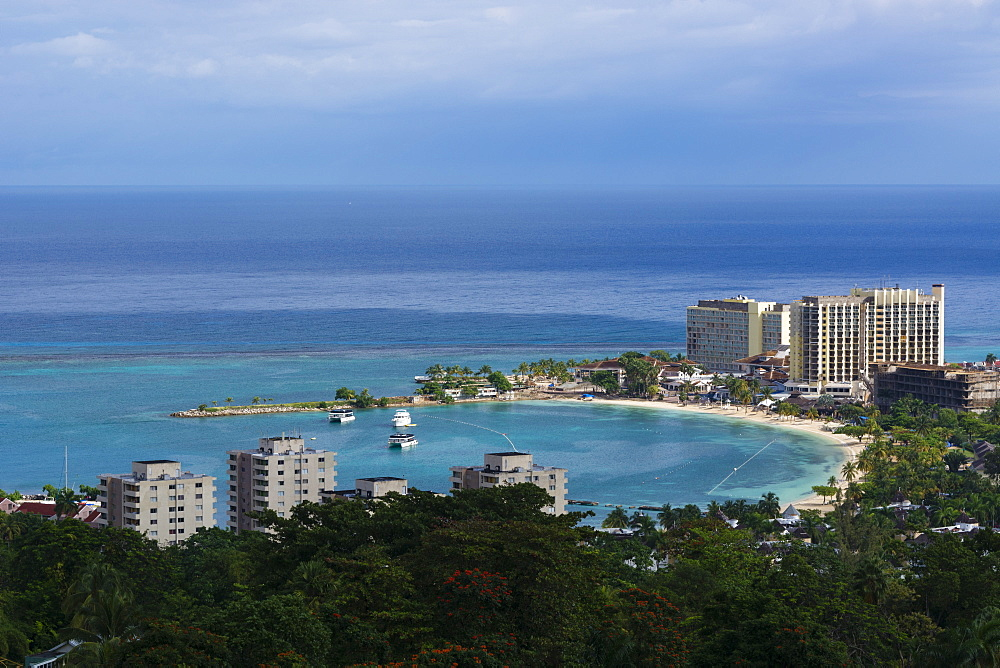 Turtle Beach, Ocho Rios, Jamaica, West Indies, Caribbean, Central America