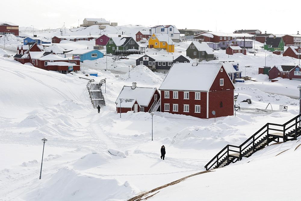 Ilulissat, Greenland, Denmark, Polar Regions