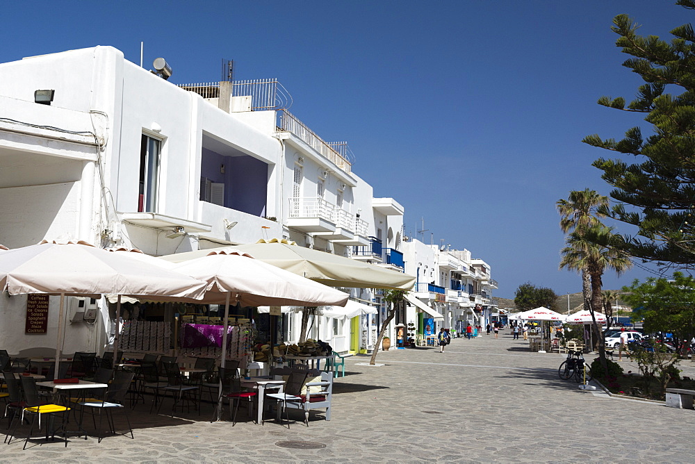 Parikia, Paros island, Southern Aegean sea, Cyclades, Greek Islands, Greece, Europe