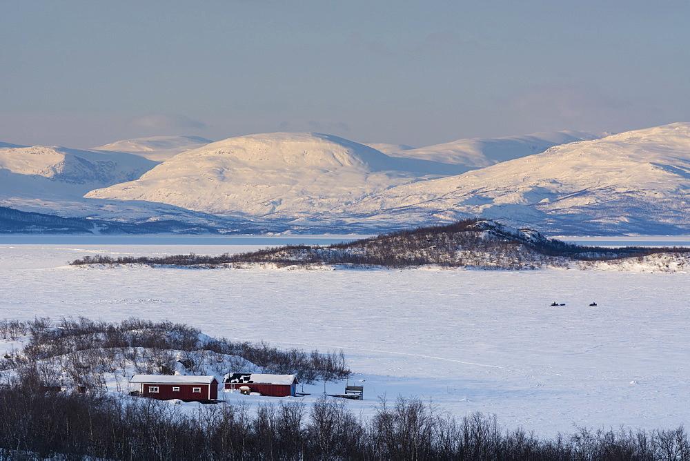 Abisko National Park, Sweden. - 741-5206