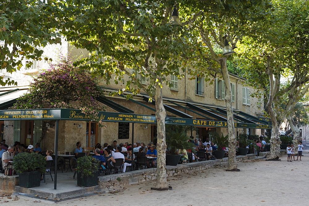 Saint-Paul de Vence, Cote d'Azur, Alpes Maritimes, Provence, France, Europe - 741-5529
