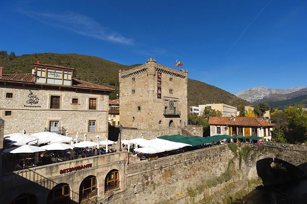 Potes, Cantabria, Spain, Europe