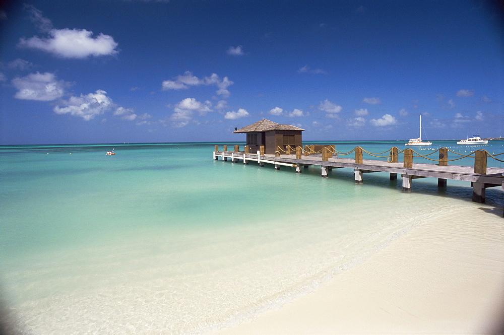 Palm Beach Aruba West Ins Dutch Caribbean Central America