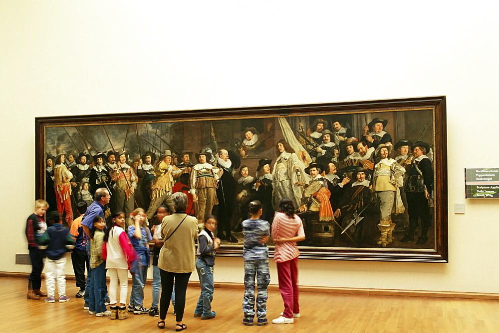 Rijksmuseum, Amsterdam, The Netherlands (Holland), Europe