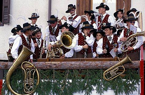 The Band, Folgaria, Trentino Alto Adige, Italy