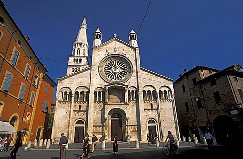 The Cathedral, Modena, Emilia Romagna, Italy