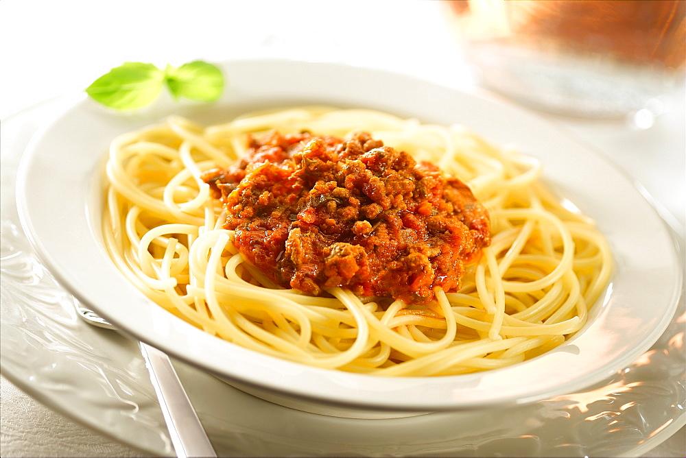 Spaghetti con Ragù alla Bolognese, Italy