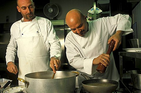 Chef, Turin, Piedmont, Italy