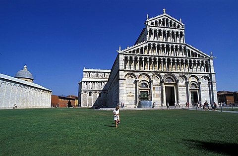 Cathedral, Pisa, Tuscany, Italy