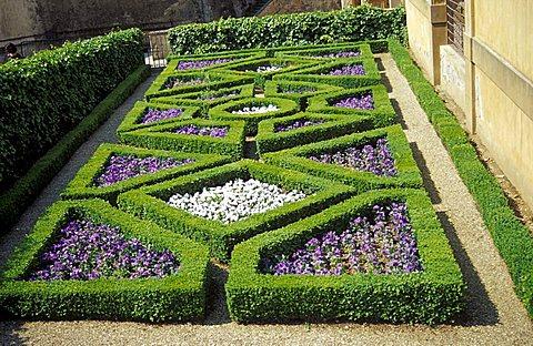 Garden of Boboli, Florence, Tuscany, Italy.