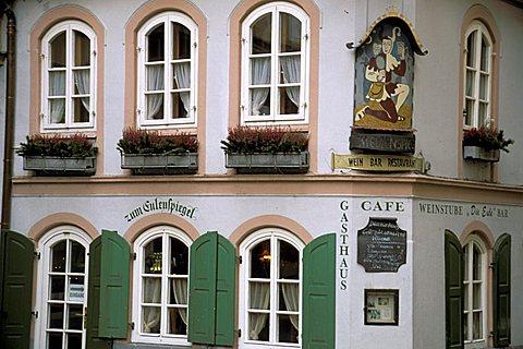Downtown, Salzburg, Austria, Europe