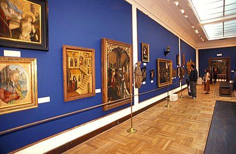 Czartoryskich Museum, Cracow, Poland, Europe