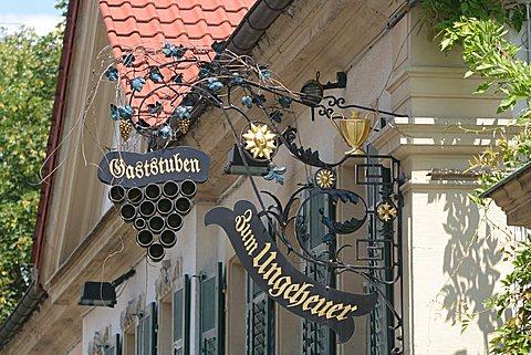 Forst, Reinland-Palatinate, Germany, Europe