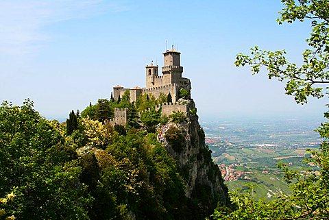 Guaita tower, San Marino, San Marino Republic