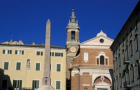 Duomo, Jesi, Marche, Italy