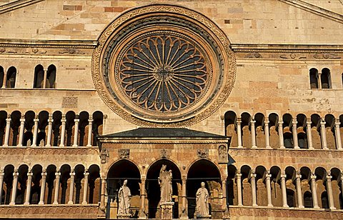 Cathedral, Cremona, Lombardy, Italy