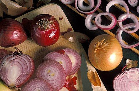 Onions, Italy