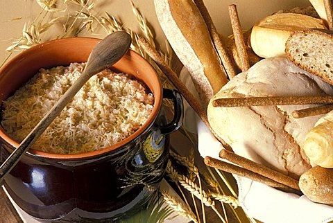 Bread soup, Veneto,  Italy