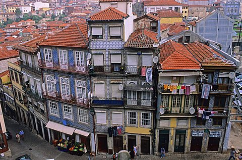 Cityscape, Porto, Portugal, Europe