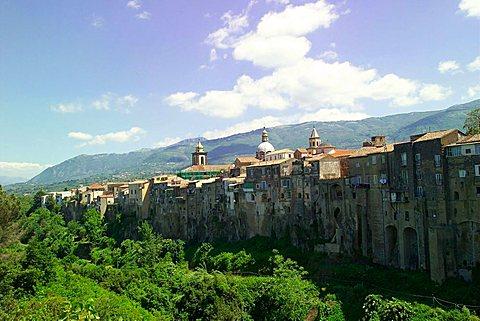Cityscape, Sant' Agata dei Goti, Campania, Italy