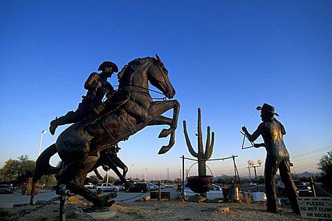 Rawhide Village, Arizona, United States of America, North America
