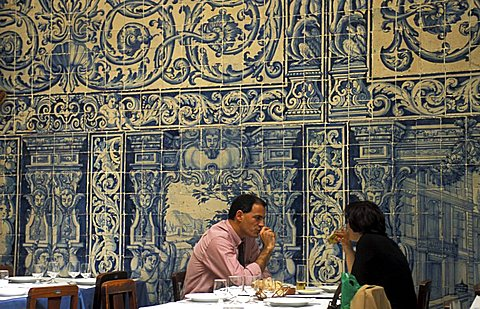 Casa do Alentejo restaurant, Lisbona, Portugal, Europe
