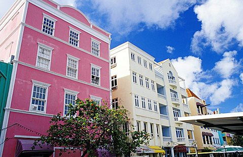 Foreshortening, Curaçao island, Netherlands Antilles, Caribbean, Central America