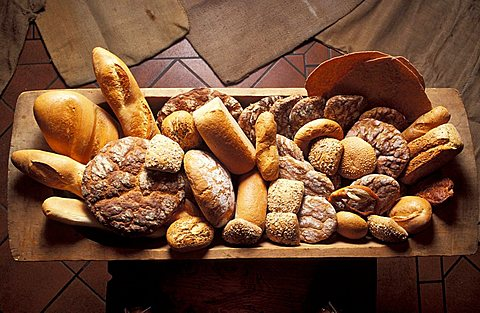 Bread, Val Pusteria, Trentino Alto Adige, Italy
