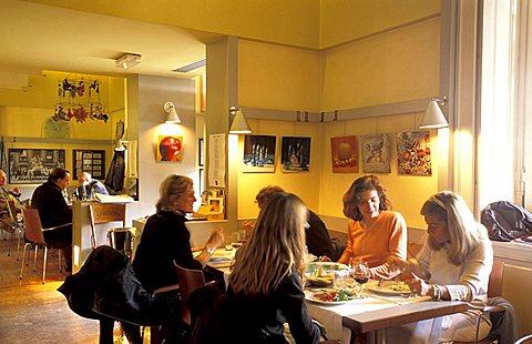 Timè restaurant, Milan, Lombardy, Italy