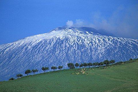 Etna volcano, Sicily, Italy