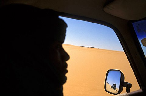 Tuareg convoy, Republic of Niger, West Africa, Africa