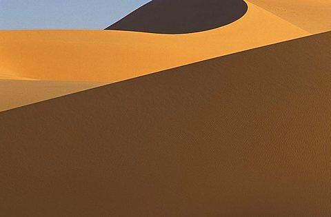 Temet dunes in Tenerè desert, Republic of Niger, West Africa, Africa