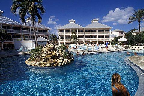 Morritts Tortuga Club & Resort hotel, Grand Cayman island, Cayman Islands, West Indies, Central America