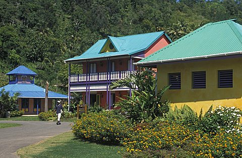 Island Village, Ocho Rios, Jamaica, Caribbean, West Indies, Central America