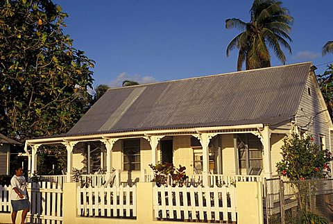 House, Grand Cayman island, Cayman Islands, West Indies, Central America