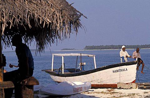 Laccadive islands, India, Asia
