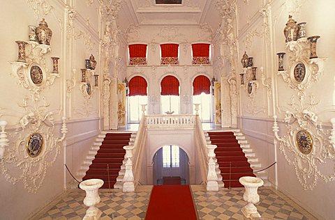 Carskoe Selo palace, Zar residence, Puskin, Saint Petersburg, Russia, Europe
