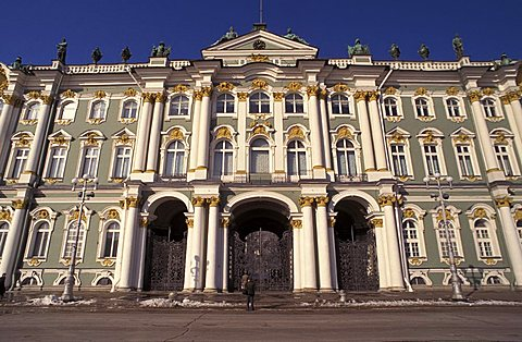 Winter palace, Saint Petersburg, Russia, Europe