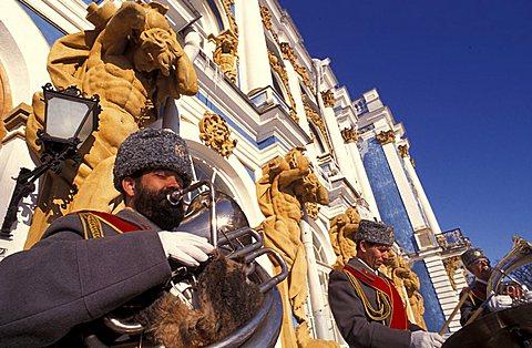 People, Saint Petersburg, Russia, Europe