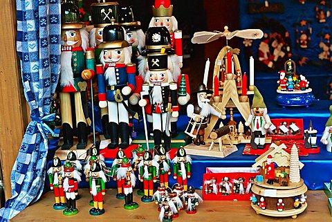 Nutcracker, Christmas market, Bressanone, Trentino Alto Adige, Italy