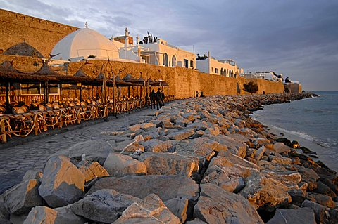 Seaside, Hammamet, Tunisia, North Africa, Africa