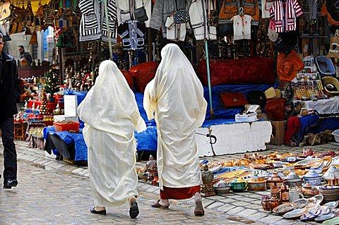 Souk, Sidi Bou Said, Tunisia, North Africa, Africa